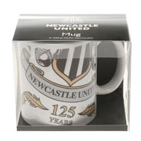 Cana NUFC Newcastle United 125 Twin Crest