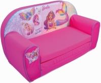 Canapea Extensibila Din Burete Pentru Copii Barbie