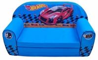 Canapea Extensibila Din Burete Pentru Copii Hot Wheels