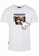 C&S WL Trust Your Dentist Tee alb Cayler and Sons