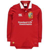 Canterbury British and Irish Lions clasic Jersey 2017 Juniors