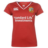 Canterbury British and Irish Lions Vaposhield Matchday Pro Jersey pentru Femei