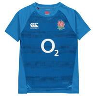 Tricouri rugby Canterbury Anglia pentru Copii