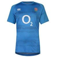 Tricou Canterbury Anglia Rugby imprimeu Graphic pentru Barbati