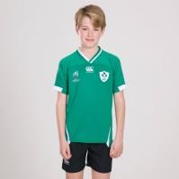 Canterbury Ireland RWC 2019 Acasa Pro Shirt pentru copii