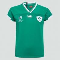 Canterbury Ireland RWC 2019 Acasa Pro Shirt pentru Femei