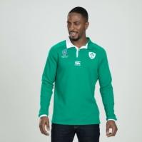 Canterbury Ireland RWC 2019 cu Maneca Lunga Acasa clasic Shirt