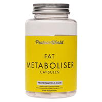 Capsule Protein World World Fat Metaboliser