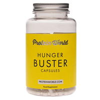 Capsule Protein World World Hunger Buster