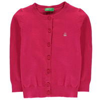 Cardigan Benetton Logo
