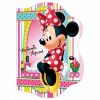 Carnetel A6 De Notite Minnie Mouse