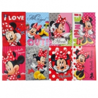 Carnetel A7 De Notite Minnie Mouse