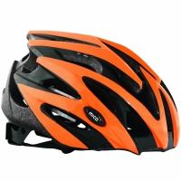 Casca bicicleta MICO MV29 negru-portocaliu