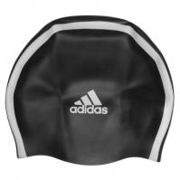Casca de Inot adidas Headwear Silicone Logo negru