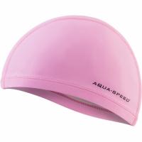 Casca inot Aqua-speed Profi roz Col 03 pentru femei