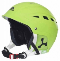 Casca ski Furillo Lime Trespass
