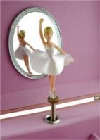 Caseta muzicala pentru bijuterii Amelia balerina