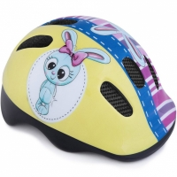 Casti de ciclism Spokey Bunny 922203 copii