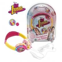 Casti Pentru Copii Glitter Soy Luna