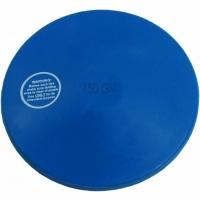 cauciuc Throwing Disk SMJ 075 Kg albastru DRC-750 B