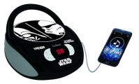 CD Player Boombox Radio Star Wars