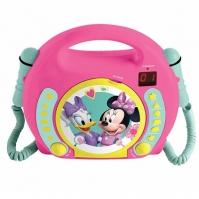 Cd-player Cu 2 Microfoane Minnie Mouse