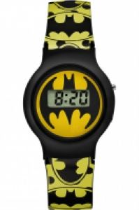 Ceas Batman Watches Mod Bm-01 - Digital - Plastic Band And Case - Plastic Glass