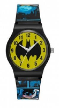 Ceas Batman Watches Mod Bm-02 - Quartz Analogue - Plastic Band And Case - Plastic Glass