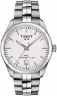 Ceas Bratari Tissot Mod Pr 100 Powermatic - alb Dial - - Quartz - Data - Swiss Made