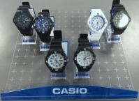 Ceas Casio 10 Watches Display (incl 10 Stands)