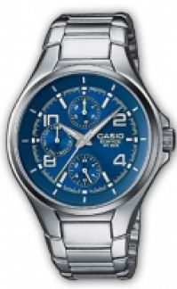 Ceas Casio Edifice Mod Ef-316d-2a Quartz Neo Display Date And Weekday Display Wr 100mt
