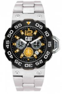 Ceas Cat Mod Active Ocean Chrono Ss Date Quartz 43mm Wr 10atm