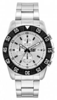 Ceas Cat Mod Dp Sport Chrono Ss Quartz Data 44mm Wr 10atm