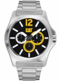 Ceas Cat Mod Dp Xl Ss Quartz Day&date 44mm Wr 10atm