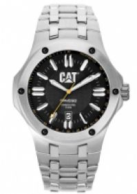 Ceas Cat Mod Navigo Ss Quartz Datetachymeter 44mm Wr 10atm