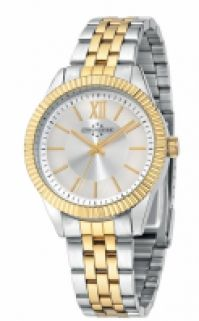Ceas Chronostar By Sector Collection Luxury - Stainless Steel Acciaio - 38mm - Wr 3atm
