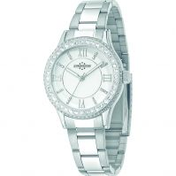 Ceas Chronostar By Sector Collection Princess - Stainless Steel Acciaio - 38mm