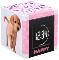 Ceas Cu Alarma Radio Si Proiectie Sweet Dog Bigben