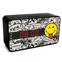 Ceas Cu Alarma Si Radio Smiley Face Bigben