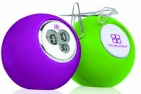 Ceas Doubledigit - Desky Light Greenpurple (magnetic Desk )
