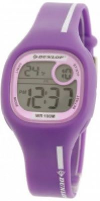 Ceas Dunlop Digital Quartz Violet