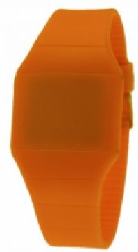 Ceas Hacker Led - Orange