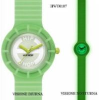 Hip Hop Glowing Collection Mod verde Fluo 32mm