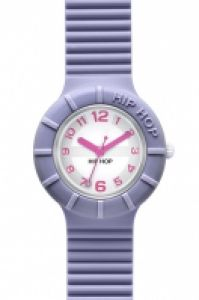 Ceas Hip Hop - Numbers Violetto 32mm