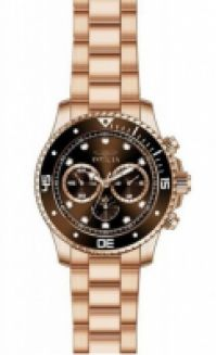 Ceas Invicta Speedway Chrono Rose Gold Plated 46mm 200mt