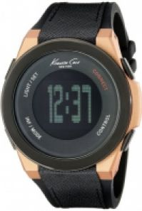 Ceas Kenneth Cole - Kc Connect Unisex Bluetooth Digital Ip Rose Gold Silicon