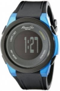 Ceas Kenneth Cole - Kc Connect Unisex Bluetooth Digital Silicon din piele Strap
