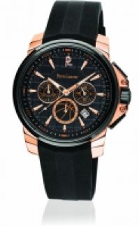 Ceas Pierre Lannier Watches Coleccion Ffbb Chronograph 10 Atm 44 Mm