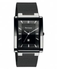 Ceas Pierre Lannier Watches Mod Rectangle Ssteel 18mm Ronda 32x42 3 Atm