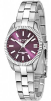Sector Watches Model 240 R3253579521 - Movement: Quartz - Date - Case: Stainless Steel